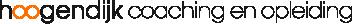 Hoogendijk Coaching & Opleiding